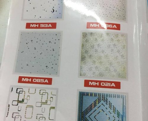 Trần Nhựa Thả TM4