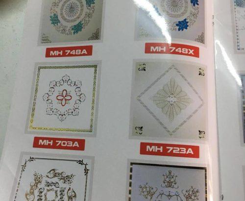 Trần Nhựa Thả TM10
