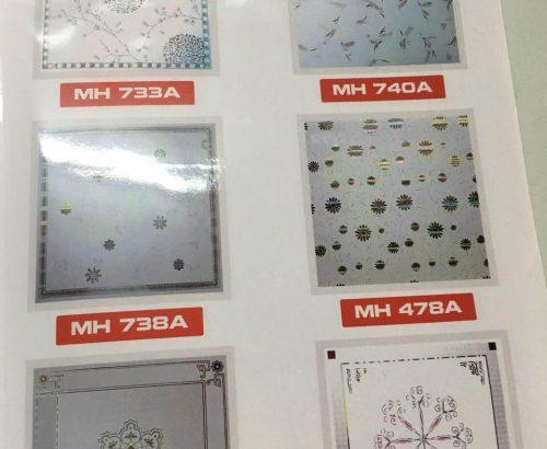 Trần Nhựa Thả TM 5